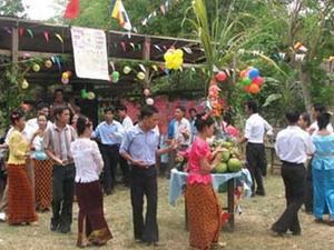 Lễ Sen Dolta - Nét đẹp tín ngưỡng Khmer Nam bộ